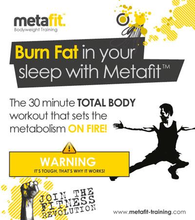 Metafit TM is the original 30 minute metabolic workout that keeps ...